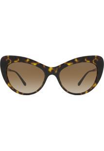 5d740c25ef73f Óculos De Sol Dolce E Gabbana Dg4307B 502 8G-52 - Feminino