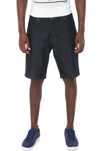 Bermuda Jeans Colcci Davi Reta Azul