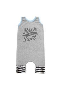 Pijama Regata Comfy Rock And Roll