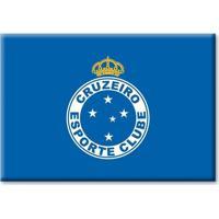 1f64078870 Fut Fanatics. Imã Cruzeiro Bandeira Reta