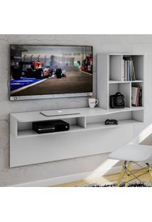 Mesa Para Computador Lilac Branco - Colibri Móveis