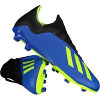 5659bee0f69a4 Chuteira Esportiva Adidas Azul | Shoes4you