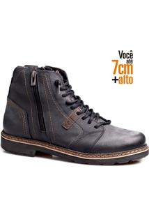 Bota Everest Alth 36001-00-Preto-37
