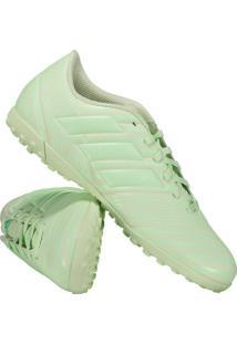 2085abc1033c4 Chuteira Adidas Nemeziz 17.4 Tf Society Verde