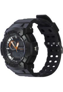 Relógio Digital Analógico Speedo 81184G0 - Unissex - Preto