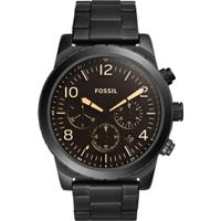 3fc2683ca5d Relógio Fossil Masculino Oakman - Ch3070 4Pn Ch3070 4Pn - Masculino-Preto