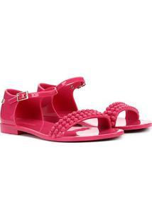 Rasteira Petite Jolie Fancy - Feminino-Pink