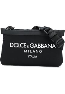 Dolce & Gabbana Pochete 'Palermo Tecnico' - Preto