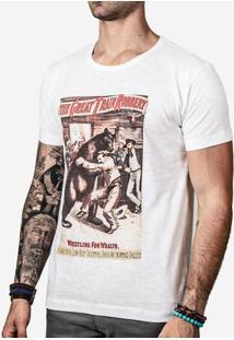 Camiseta Train Robbery 100170