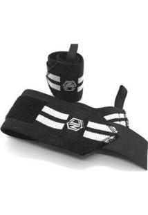 Munhequeira Elastica Wrist Wrap Crossfit Nc Extreme 35Cm - Unissex