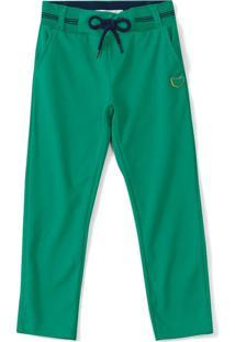 Calã§A Tigor T. Tigre Infantil Verde - Verde - Menino - Dafiti
