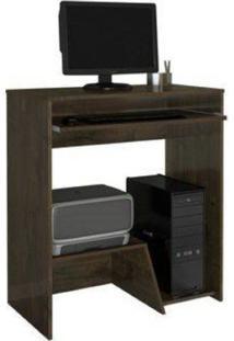 Escrivaninha/Mesa Para Computador Iris Jcm Movelaria -Cacau