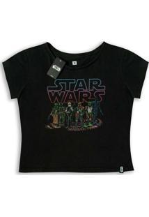 Camiseta Feminina Star Wars Bounty Hunters - Feminino