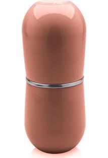 Porta Escova De Dente Ou New Belly Terracota 20Cm - 30550