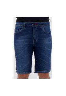 Bermuda Jeans Nicoboco Nicki Marinho
