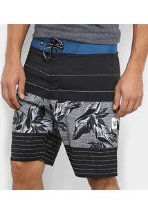 Boardshort Hang Loose Line Up Masculino - Masculino