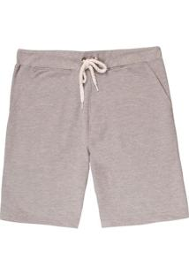 Bermuda Masculina Slim Com Amarração