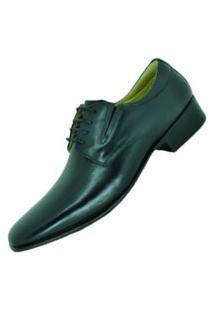 Sapato Sandalo Vermont 365149 Masculino Preto