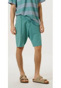 Bermuda Masculina Chino Color Block