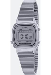 Relógio Unissex Casio La670Wa 7Df Digital