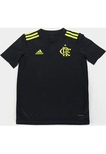 Camisa Flamengo Infantil Iii 19/20 S/Nº Torcedor Adidas - Masculino