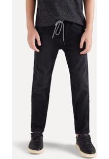 Calça Jeans Infantil Reserva Mini Sm Masculina - Masculino-Preto