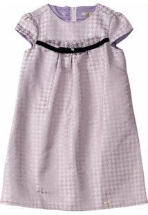 Vestido De Festa Lilásrosa