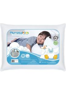Travesseiro 85% Pena 15% Pluma De Ganso-Baby-30X40
