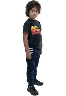 Calça Infantil Comfy Jogger Masculino - Masculino