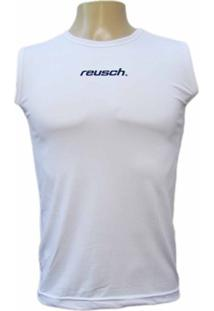 Camisa Térmica Reusch Underjersey Sem Manga