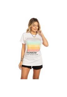T-Shirt Rainbow Favorite Color