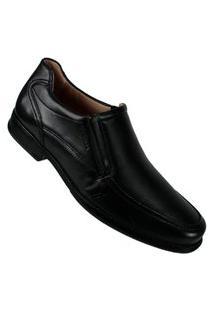 Sapato Masculino Pegada Mestico Fluence 123451 Pegada Preto