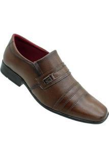 Sapato Social Torrenezzi Masculino - Masculino-Marrom