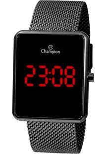 Relógio Champion Feminino Digital Ch40080C