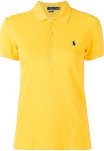 Polo Ralph Lauren Camisa Polo Clássica - Amarelo