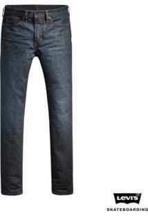 Calça Jeans Levis Masculino Skateboarding 511 Slim Média - Masculino