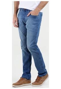 Calça Masculina Jeans Stretch Marisa