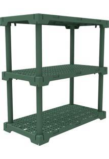Estante Cube Verde Alecrim (87X82 Cm)