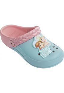 Babucha Infantil Grendene Disney Fairyta