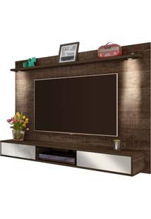 Painel Para Tv Até 47 Polegadas Platinum Canela - Artely