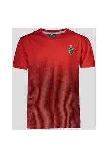 Camisa Atlético Mineiro Court Infantil Vermelha
