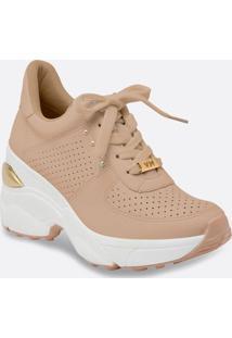 Tênis Feminino Chunky Sneaker Plataforma Via Marte