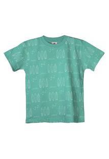 Camisa Peixinho Dourado Pranchas Verde