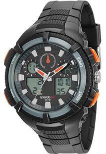 Relógio Speedo Analógico Digital 81159G0Ev - Unissex