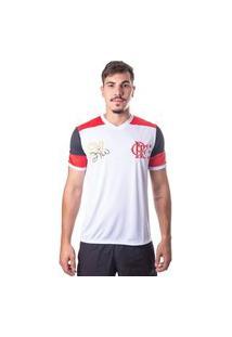 Camisa Flamengo Zico Retro