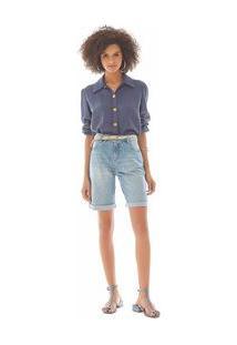 Bermuda Comfort Essential Jeans 36