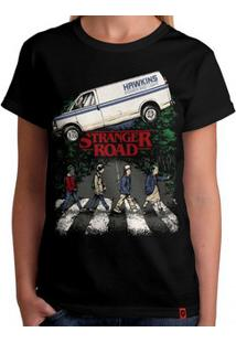 Camiseta Stranger Road