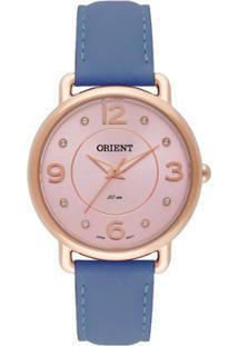 893456e1354 Relógio Feminino Orient Analógico Frsc0006 R2Dx Do - Unissex-Azul
