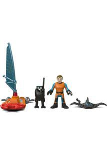Imaginext Oceano - Veleiro - Mattel