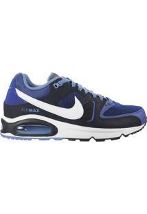 Tênis Nike Air Max Command Azul/Marinho - 37